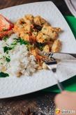 Куриное филе в сметанно-горчичном соусе. Вкусная коллекция