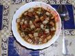 Гороховый суп для тонкой талии (или извращаю классику)