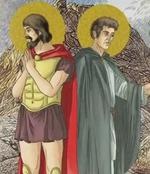 Святые мученики Севир и Мемнон.