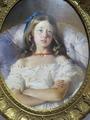 Моя любовь...- К. Маковский. Портрет девочки с коралловыми бусами. 1984. музеи США.