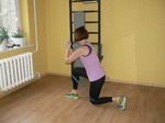 Резиновый спортзал или Тренировка с различными эспандерами