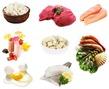 1-й день витаминно-белковой диеты (-1,200)