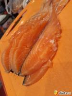 Засолим красную рыбу морской солью -как солят финны