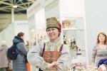 XXV Выставка-ярмарка народных художественных промыслов России  «ЛАДЬЯ. Зимняя сказка-2018»