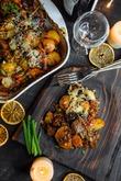 Говядина с овощами, черносливом и грибами к праздничному столу. Вкусная коллекция
