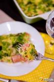 Семга, запеченная с брокколи и сыром. Вкусная коллекция
