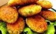 Вкусные и полезные котлетки из капусты.
