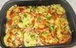 Рыбка запеченная с помидорами и сыром: идеальный ужин!