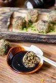 Постные котлетки из сушеных грибов и риса. Вкусная коллекция