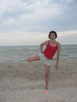Как похудеть этим летом или Ударное кардио у моря