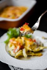 Филе судака под сметанным соусом. Вкусная коллекция