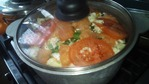 Дымляма-овощное рагу с мясом, в собственном соку, без масла.. Пост-напоминалка.