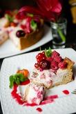 Диетический ягодный чизкейк. Вкусная коллекция