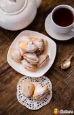 Творожное печенье с клюквой. Вкусная коллекция