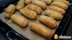 """Молдавские пирожки """"Вэрзэре"""" с картошкой."""
