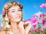 Уход за кожей лица летом с помощью натуральных домашних средств.