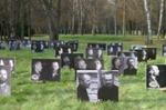 День памяти жертв политических репрессий на полигоне в Бутово.