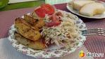 Картошечка по-деревенски запеченная в духовке со специями.