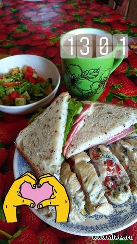 Мой обед, альбом: Вкусно и сытно