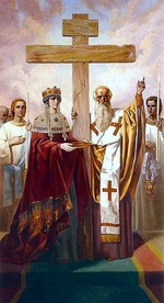 Проповедь на день Воздвижения Креста Господня