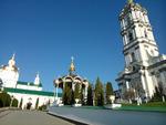 Свято - Успенская Почаевская Лавра.