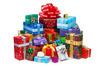 Обмен подарочками между нами девочками