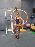Хула-хуп для домашних тренировок