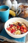 Чудесное возвращение к ЗОЖУ и моя находка среди завтраков великолепная Гранола!