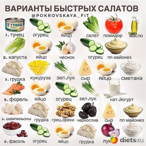 24 фото: полезные и вкусные  рецепты !