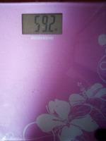 59,2 кг (-300 г)