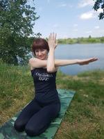 Развиваем гибкость плечевого пояса