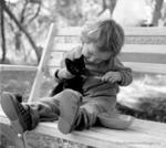 Душа не может быть счастлива без милосердия.