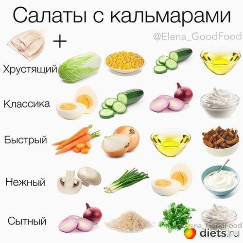 10 фото: полезные и вкусные  рецепты !