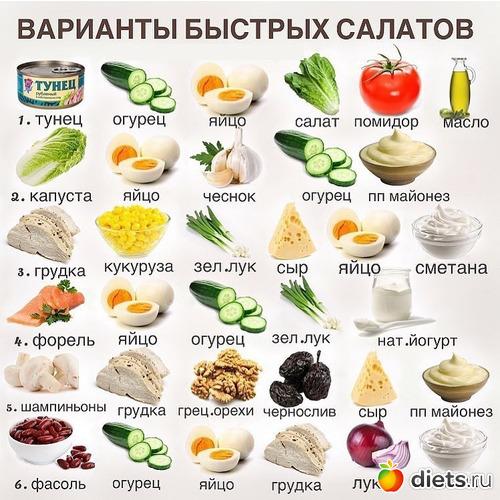 11 фото: полезные и вкусные  рецепты !