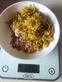 7:00-завтрак: Гречка,сайда и салат
