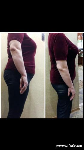 2 фото: Изменение за 2 года небольшие, но я в процессе.