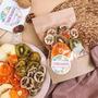 Домашняя пастила и фруктовые чипсы