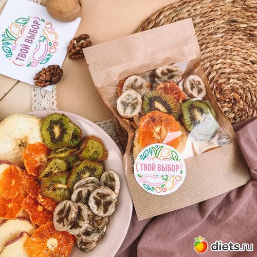 Домашняя пастила и фруктовые чипсы, альбом: Здоровая еда