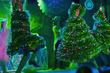 """Группа компаний «Идеальный праздник» и московский театр «Кураж» представляют: самый сказочный, самый новогодний спектакль """"Новогодний кураж или сундук Деда Мороза!"""""""