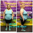 Итоги 6-й недели похудения и неделя в проекте Трансформация. К цели маленькими шажками