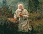 Краткое молитвенное правило Серафима Саровского.