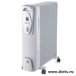Масляный радиатор Maestro MR-950-9
