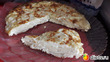 Быстрый завтрак-Омлет с сыром и лавашом.