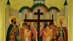 Поздравляю спраздником Воздвижения Честного иЖивотворящего Креста Господня.