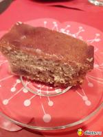 Поститесь постом приятным! Постный пирог с  медом, ягодами(вареньем)