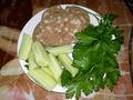 колбаса из свиной печени со шпиком