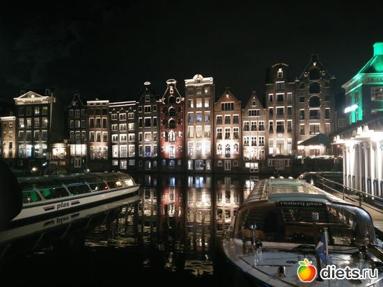 2 фото: Амстердам