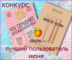 """Итоги конкурса """"Лучший пользователь июня"""""""