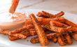 Запеченная морковь фри - полезный перекус