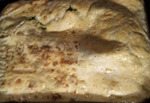 3-х слойный пирог из лаваша